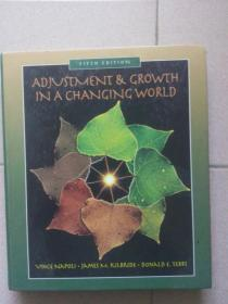 ADJVSTMENT   GROWTH IN A CHANGING WORLD