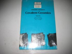 EXTENDED   ABSTRACTS  COVALENT  CERAMICS(16 开未开封)