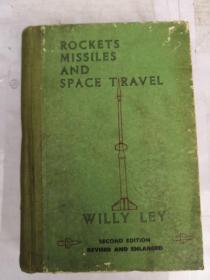 rockets missiles and space travel(H1750)