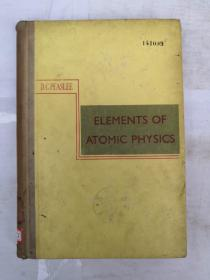 elements of atomic physics(H1752)