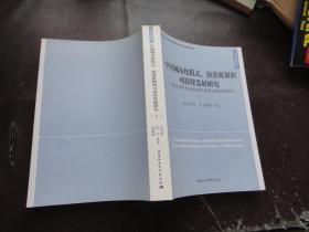 中国城市化模式、演进机制和可持续发展研究(上册)