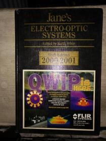 Jane's ELECTRO-OPTIC SYSTEMS(Sixth Edition 2000-2001)英文原版、8开精装本