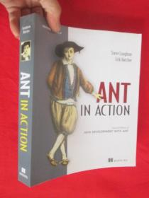 Ant in Action: Covers Ant 1.7 【详见图】