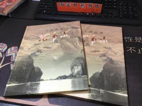人间仙境龙虎山邮票册 包括小型张在内共52张邮票