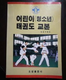 韩文书籍 跆拳道