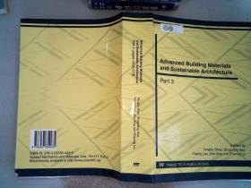 Advanced Building Materials and Sustainabie Architecture Parts