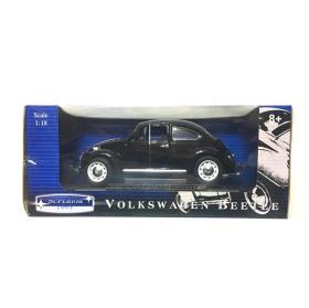 仿真合金车模(型号2010)1:18仿真1967老款大众甲壳虫汽车模型