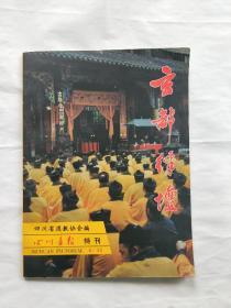 四川画报特刊-玄都律坛
