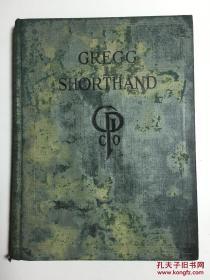 Gregg Shorthand (格雷格速记)