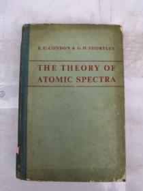 the theory of atomic spectra(H1783)