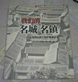 我们的名城 名镇:云南城市遗产保护规划研究