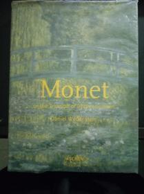 Monrt  or the Triumph of Impressionism(莫奈画集:印象主义的胜利)英文精装原版,小8K本,480页