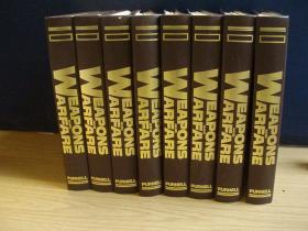 WEAPONS AND WARFARE  武器和战争 珀内尔的现代插图百科全书  八册 共2560页