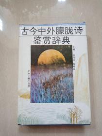 古今中外朦胧诗鉴赏辞典