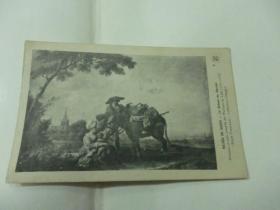 外文 明信片