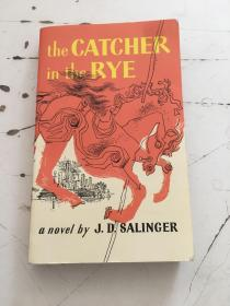 The Catcher in the Rye(麦田守望者) 正版