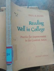 大学阅读材料:提高学术、阅读技能。