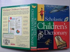 Scholastic Childrens Dictionary