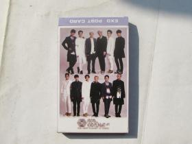 明信片:EXO(32张)