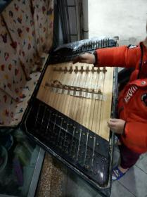 潮州音乐必备,老扬琴,带工尺谱