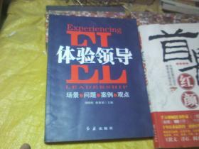 体验领导:场景、问题、案例、观点(2007版)