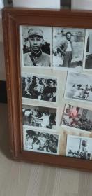 红色收藏,伟人老照片20张照片,尺寸46-22公分