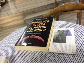 西班牙文原版 Norberto Rivera : El pastor del poder 【存于溪木素年书店】