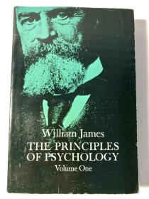 The Principles Of Psychology (Volume One) 英文原版 《心理学原理(第一集)》