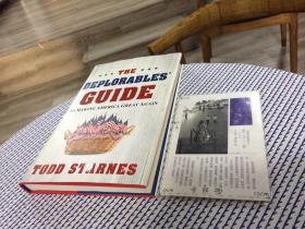 英文原版  the deplorables guide to making America great again 可悲的指南让美国再次伟大 【存于溪木素年书店】