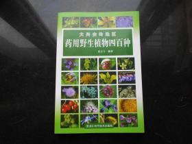 大型安岭地区药用野生植物四百种  孔网孤本