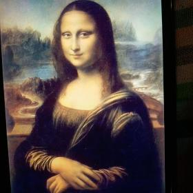 世界十大名畫排名第一是達芬奇的蒙娜麗莎。(編號k2裝飾畫)此畫是意大利著名畫家達芬奇在1502年(意大利文藝復興時期)耗時4年才完成。在法國盧浮宮曾被盜,后在追回后的兩天里吸引10萬人來觀賞,早就了世界名畫第一的地位。多少年來,有多少巨富大亨想想畫巨資購買此畫,都被拒絕。此畫已裝在高級相框中。可懸掛于辦公室、教室、書房、臥室、客房、柜臺等處,彰顯您的審美情趣和人高雅的人生藝術追求。物美價廉。