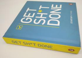 英文原版人生箴言 Get Shit Done