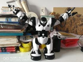 机器人,完好,可以走,手可以摆动