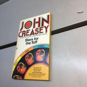 John creasey --stars for the toff
