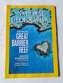 NATIONAL GEOGRAPHIC (MAY 2011) GREAT BARRIER REEF