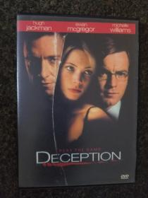 悬疑经典系列:旅行者/玩叛游戏/桃色名单Deception2008美国休·杰克曼