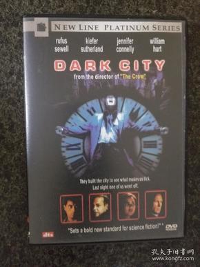 科幻经典系列:移魂都市/黑暗城市Dark City1998美国基弗·萨瑟兰