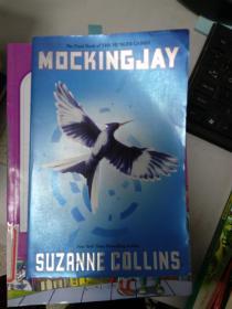 正版特价!Mockingjay (Hunger Games Trilogy, Book 3) 饥饿游戏3:嘲笑鸟9780439023542