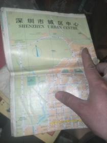 深圳游览图