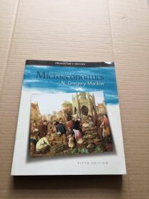 英文原版Principles of Microeconomics(fifth edition)