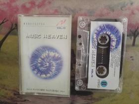 【MUSIC-HEAVEN】【VOL.15】【磁带】