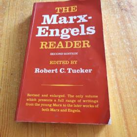 The Marx-Engels Reader (Second Edition) 正版现货
