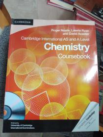 Cambridge International AS and A Level Chemistry Coursebook  带光盘