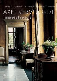 Axel Vervoordt: Timeless Interiors 2007 维伍德:侘寂 比利时 设计师