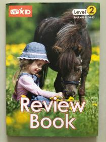 VIRKID REVIEW BOOK LEVEL2 BOOK4 UNITS 10-12