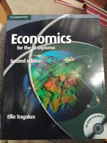 Economics for the IB Diploma with  带光盘