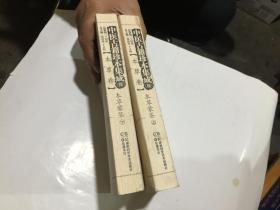 本草卷-本草蒙筌-中医古籍珍本集成(续)-全二册