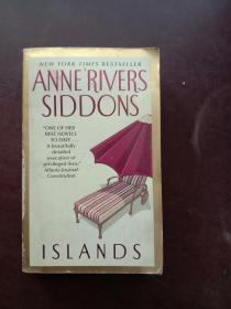 Islands【群岛,安妮·里弗斯·西登斯,英文原版】
