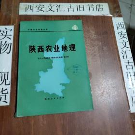陕西农业地理