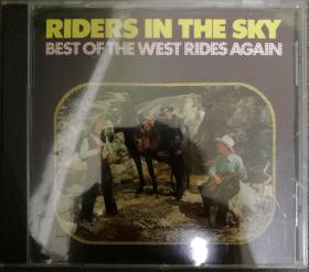 Best of the West Rides Again-艺人:Riders in the Sky-乡村-欧美正版CD